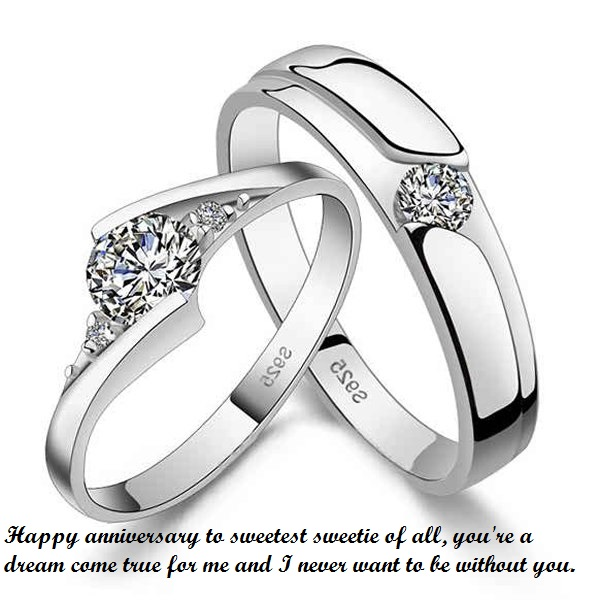 Wedding Anniversary Ring Pics Wishes