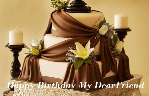 Happy Birthday Cake Wishes Photos