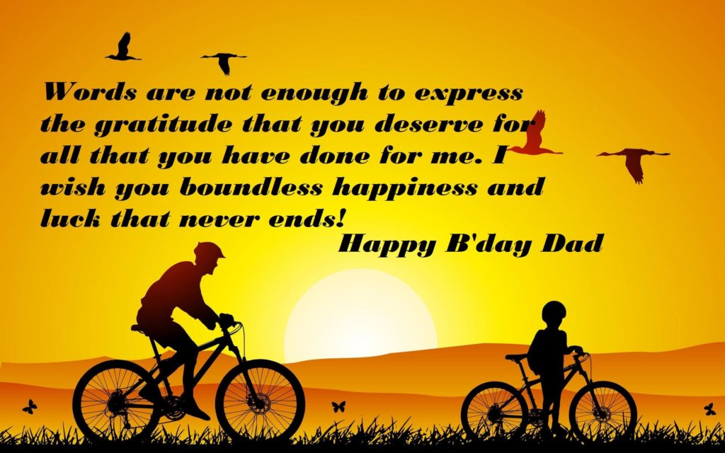 Happy Birthday Wishes For Dad 1