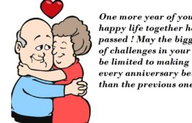 Happy Marriage Anniversary Wishes For Mom Dad
