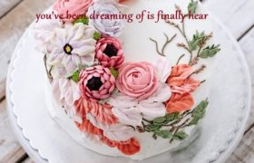 Cute 21st Birthday Cake Images For Girlfriend