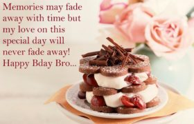 Happy Birthday Cake Wishes Images For Bro