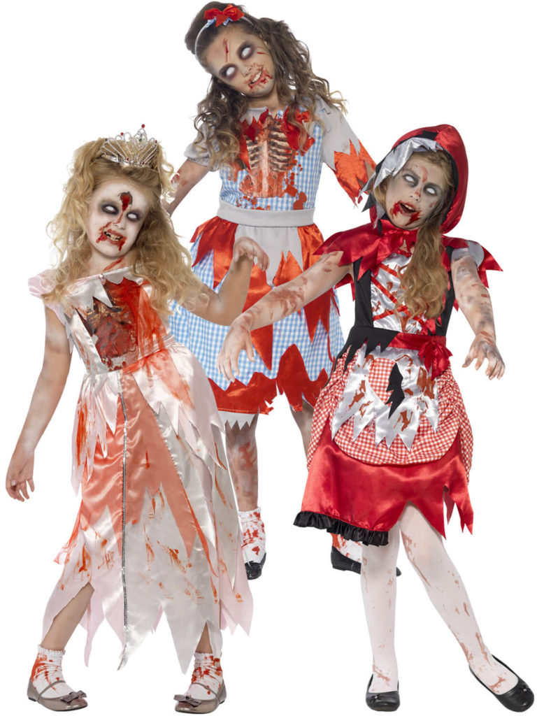 Halloween 2017 Scary Costumes Ideas For Girls