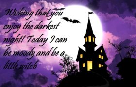 Halloween 2017 Scary Invitation Sayings
