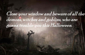 Halloween 2017 Scary Quotes and Sayings