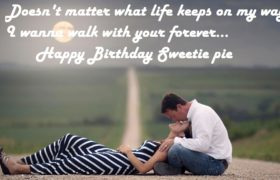 Lovely Birthday Wishes For Wife