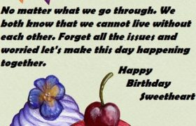 Birthday Cake Greeting Cards Wishes For Her