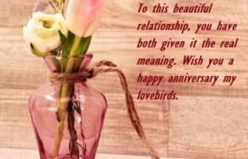 Happy Anniversary Greeting Messages