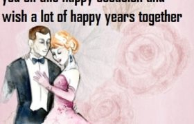 Marriage Anniversary Cards Quotes For Best Friend