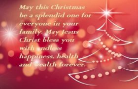 Merry Christmas 2017 Wishes Quotes Images