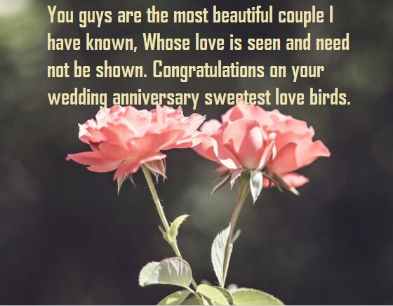Wedding Anniversary Cards Quotes For Best Friend