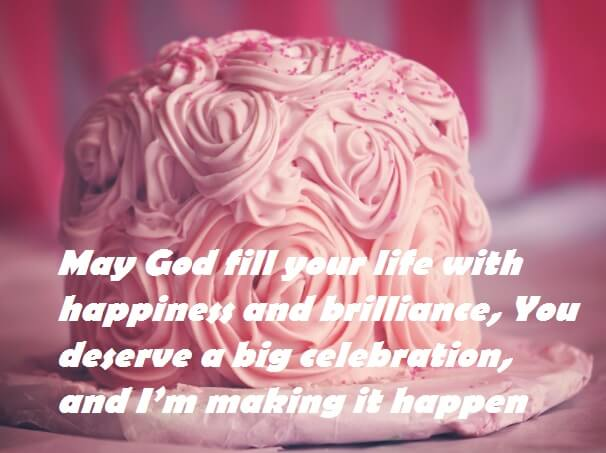 Birthday Cake Picture With Quotes For Sis