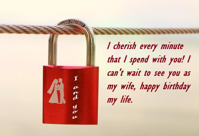 Birthday Wishes Quotes For Fiance Female