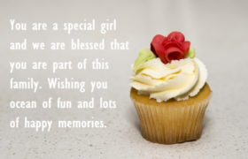 Cute Birthday Cupcake Quotes For Sister
