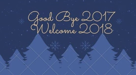 Goodbye 2017 Best Wishes Sayings