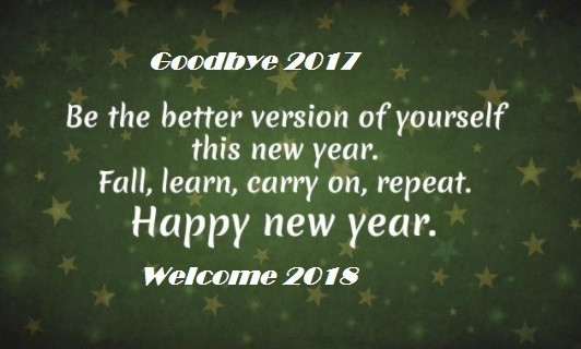 Happy New Year 2018 Quotes Sayings Images