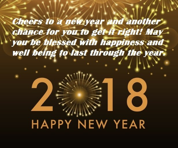Happy New Year Greeting Wishes Cards
