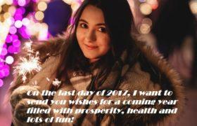 Happy New Year Heartfelt Messages