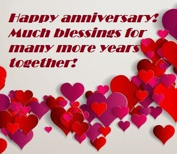 Marriage Anniversary Cards Sayings