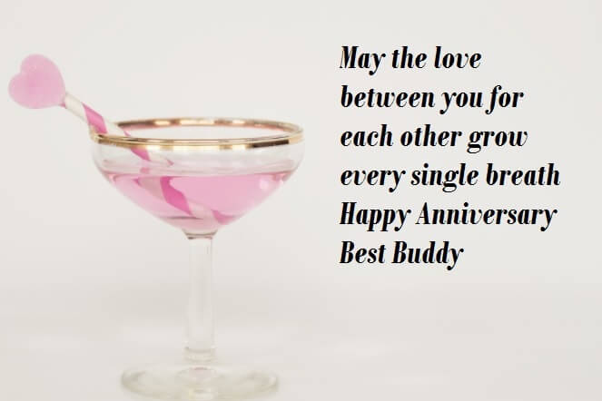 Wedding anniversary wishes quotes to friend best wishes marriage anniversary wishes for friend m4hsunfo