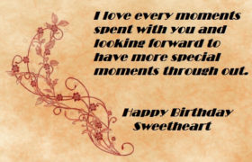 Meaningful Birthday Quotes For Girlfriend