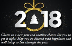 New Year Greeting Cards Messages