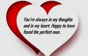 Romantic Love Quotes to Him