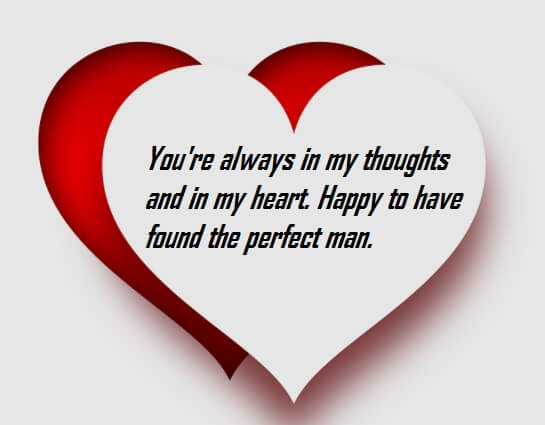 Romantic Love Quotes to Him