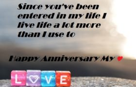 Sensible Wedding Anniversary Quotes to Wife