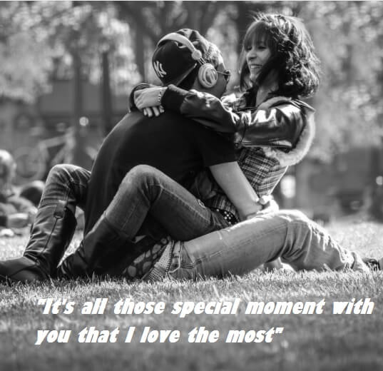 Special Romantic Quotes For Girlfriend