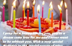 Birthday Wishes Message For Her