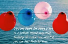 Happy Birthday Wishes and Sayings