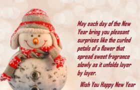 Happy New Year Ecards Messages