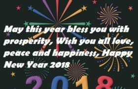 Happy New Year Saying Messages