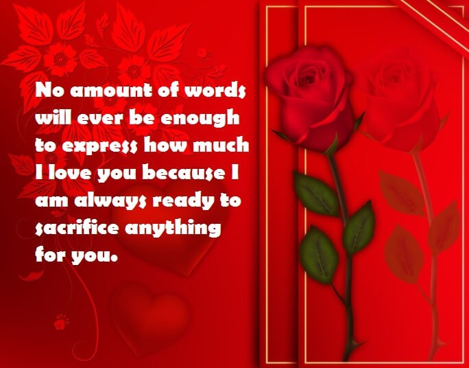 Happy Propose Day Wishes Sayings