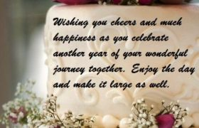 Marriage Anniversary Cake Pics Sayings