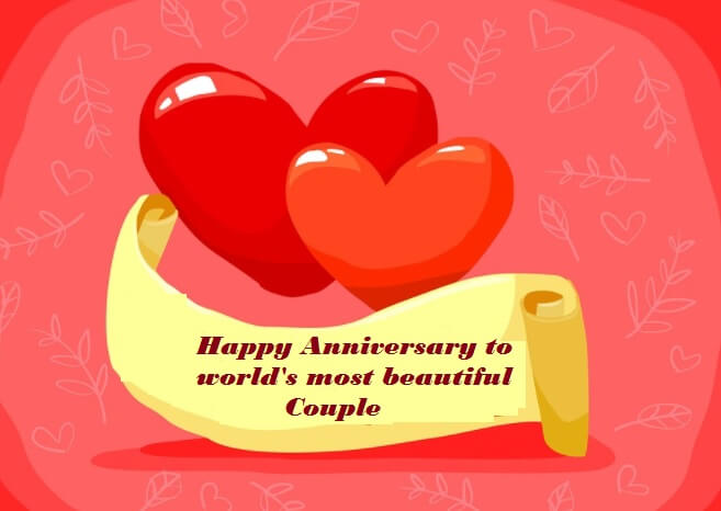 Marriage Anniversary Wishes Messages