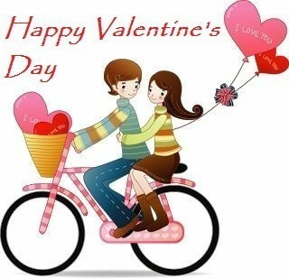 Happy Valentine Day Sayings