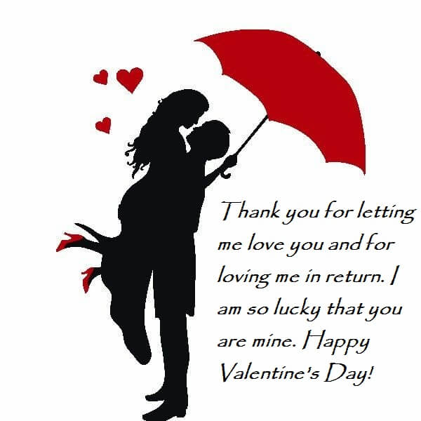Valentine Day Wishes Message For Her