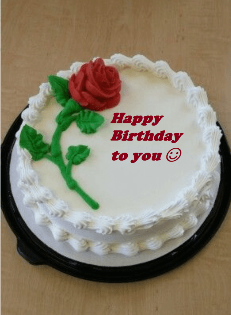 Happy Birthday Cake Wishes Photos Download