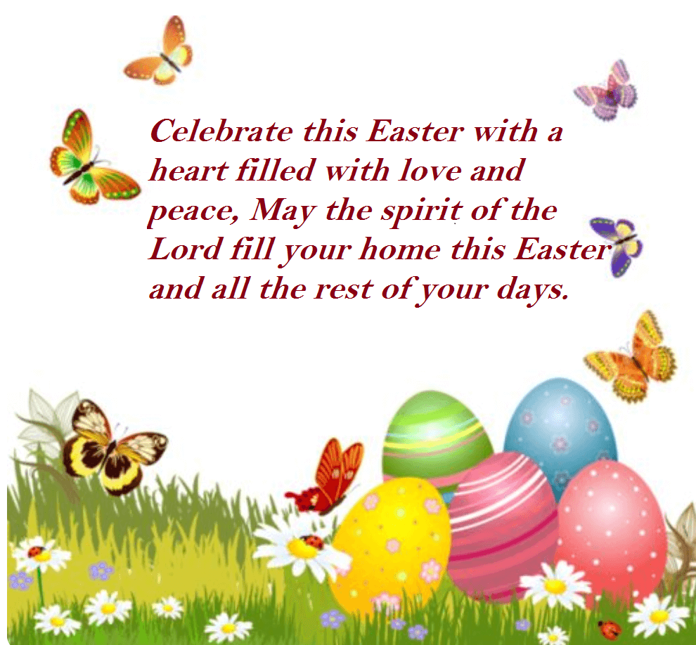Happy easter 2018 wishes messages images best wishes happy easter 2018 greetings images m4hsunfo