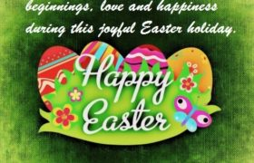 Happy Easter Best Wishes Quotes