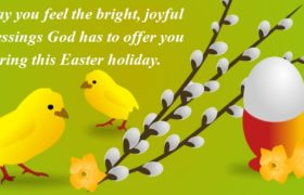 Easter Greeting Cards Messages