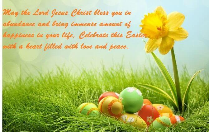 Happy Easter Messages Quotes
