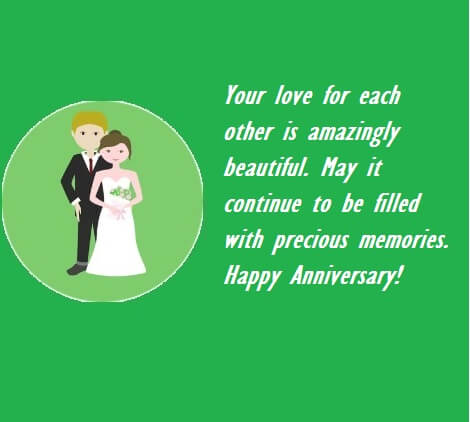 3rd Wedding Anniversary Wishes Images