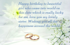 Happy Bday Wishes Messages