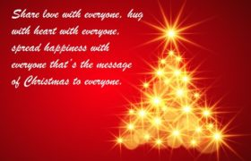 Happy Christmas Quotes Sayings Images