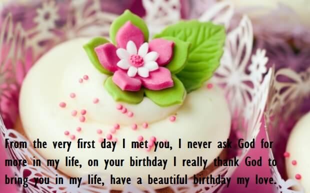 Amazing Sweet Birthday Cake Wishes For Love Best Wishes Funny Birthday Cards Online Elaedamsfinfo