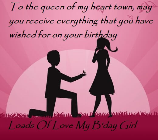 Surprising Love Quotes For My Birthday Girl Best Wishes Funny Birthday Cards Online Fluifree Goldxyz